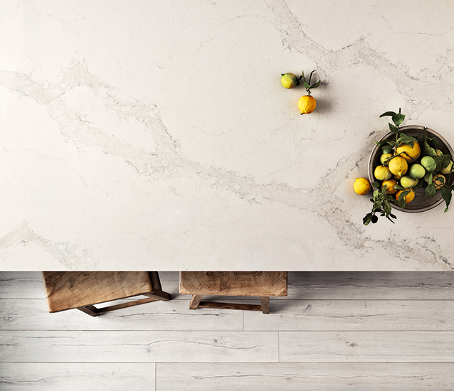 Caesarstone In Use